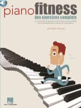 Piano Fitness Mark Harrison Partition Piano - laflutedepan