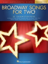 Broadway Songs for Two Trombones Partition laflutedepan.com