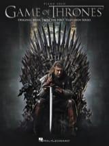 Game of Thrones - Musiques de la série TV Partition laflutedepan.com