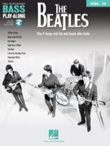 The Beatles - Bass Play-Along Volume 13 - The Beatles - Partition - di-arezzo.fr