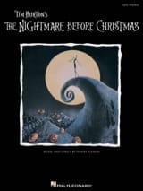 Danny Elfman - The Strange Christmas of Monsieur Jack - Movie Music - Sheet Music - di-arezzo.co.uk