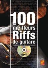 Les 100 Meilleurs Riffs de Guitare Frédéric Leblanc laflutedepan.com