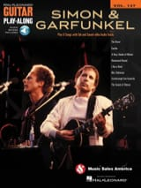 Simon & Garfunkel - Guitar Play-Along Volume 147 - Simon & Garfunkel - Partition - di-arezzo.fr