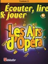 Ecouter Lire et Jouer - Les Airs d'Opéra - Trombone laflutedepan