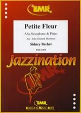 Petite Fleur Sidney Bechet Partition Saxophone - laflutedepan.com