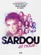 Michel Sardou - SARDOU and We ... - Sheet Music - di-arezzo.co.uk