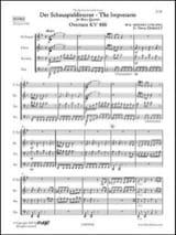 MOZART - Der Schauspieldirector - The Theater Director, KV 486 - Sheet Music - di-arezzo.com