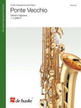 Ponte Vecchio Satoshi Yagisawa Partition Saxophone - laflutedepan