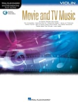 Movie and TV Music for Violin - Partition - laflutedepan.com
