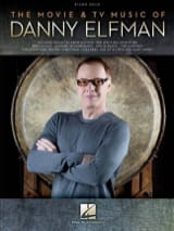 Danny Elfman - The Movie & TV Music of Danny Elfman - Partition - di-arezzo.fr