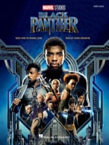 Marvel Studios - Black Panther - Movie Soundtrack - Sheet Music - di-arezzo.co.uk