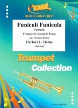 Herbert L. Clarke - Funiculi Funicula - Fantasia - Partition - di-arezzo.fr