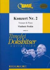 Vladimir Peskin - Konzert n ° 2 - Sheet Music - di-arezzo.com