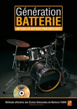 Eric Thiévon - Battery Generation - Sheet Music - di-arezzo.com