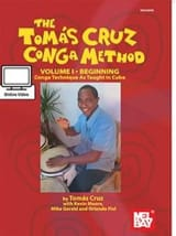 Tomas Cruz - Tomas Cruz Conga Method - Volume 1 Beginning - Sheet Music - di-arezzo.com
