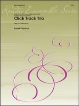 Click Track Trio Daniel Fabricius Partition laflutedepan.com