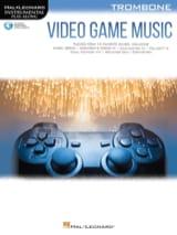 Video Game Music for Trombone Musique de Jeux Vidéo laflutedepan.com