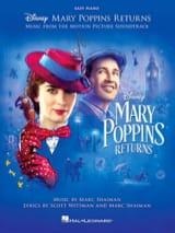 DISNEY - El regreso de Mary Poppins - Música de película - Piano simplificado - Partitura - di-arezzo.es