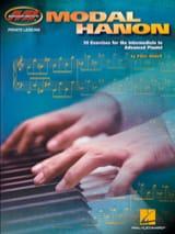 Peter Deneff - モーダルハノン - 楽譜 - di-arezzo.jp
