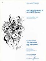 Michel Meynaud - Prélude (Marche) Et Allegro (Danse) - Partition - di-arezzo.fr