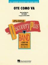 Oye Como Va - Discovery Plus Concert Band Tito Puente laflutedepan.com
