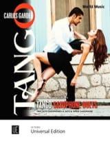 Tango Saxophone Duets Carlos Gardel Partition laflutedepan.com