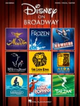DISNEY - Disney On Broadway - 2da Edición - Partitura - di-arezzo.es