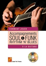 Accompagnements soul, rhythm 'n' blues & funk à la guitare laflutedepan.com