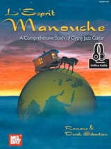 Romane & Derek Sébastien - The Manouche Spirit - English Version - Sheet Music - di-arezzo.com