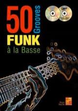 50 Grooves Funk Basse Bass Guitar Bruno Tauzin laflutedepan.com