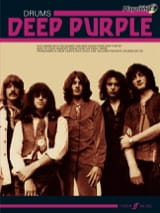 Deep Purple - Deep Purple Authentic Drums Playalong - Partition - di-arezzo.fr