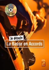 Bruno Tauzin - I start bass in chords - Sheet Music - di-arezzo.com