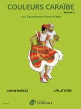 Couleurs Caraïbe - Volume 2 laflutedepan.com