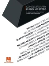 Contemporary Piano Masters for Piano Partition laflutedepan.com