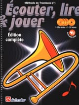 DE HASKE - Play Play and Play - Trombone Method - Complete Edition - Sheet Music - di-arezzo.com