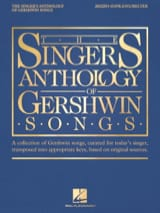 George Gershwin - The Singer's Anthology of Gershwin Songs – Mezzo / Soprano - Partition - di-arezzo.fr