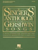 George Gershwin - La antología del cantante de canciones de Gershwin - Tenor - Partitura - di-arezzo.es