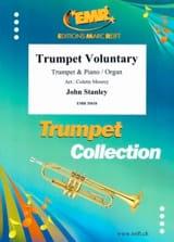 John Stanley - Trumpet Voluntary - Sheet Music - di-arezzo.com