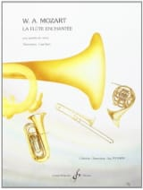 MOZART - The Magic Flute - Brass Quintet - Sheet Music - di-arezzo.com