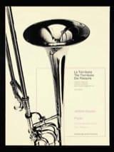 Pastel Jérôme Naulais Partition Trombone - laflutedepan.com