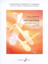 Pascal Proust - Nightly small - Sheet Music - di-arezzo.co.uk