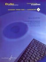 Patrice Sciortino - 6-24 Etudes sur la téssiture et la technique - Partition - di-arezzo.fr