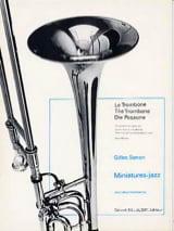 Gilles Senon - Miniatures Jazz - Partition - di-arezzo.fr