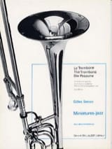 Miniatures Jazz - Gilles Senon - Partition - laflutedepan.com