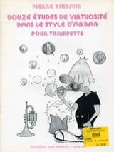 Pierre Thibaud - Twelve Studies of Virtuosity in the Style of Arban - Sheet Music - di-arezzo.co.uk
