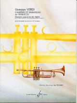 Guiseppe Verdi - Cavatine Et Variations Sur Nabucco - Partition - di-arezzo.fr