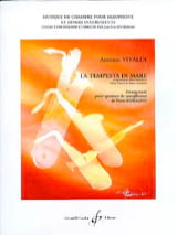 VIVALDI - The Tempesta Di Mare - Sheet Music - di-arezzo.co.uk