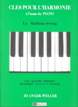 Jo Anger-Weller - Keys for Harmony - Medium-Swing - Partitura - di-arezzo.es