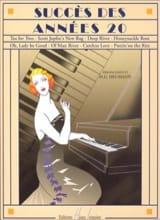 Succès des années 20 Partition Jazz - laflutedepan.com