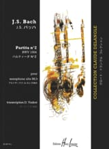 BACH - Partita N ° 2 BWV 1004 - Sheet Music - di-arezzo.co.uk